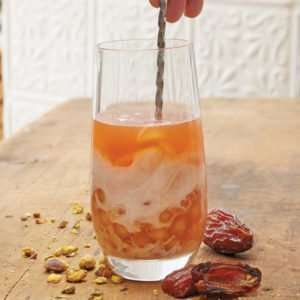 Cannabis Cocktail: Honey Duke Relaxer - marijuana boba tea