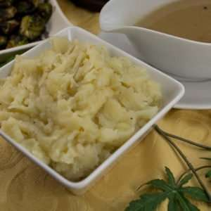Marijuana Mashed Potatoes