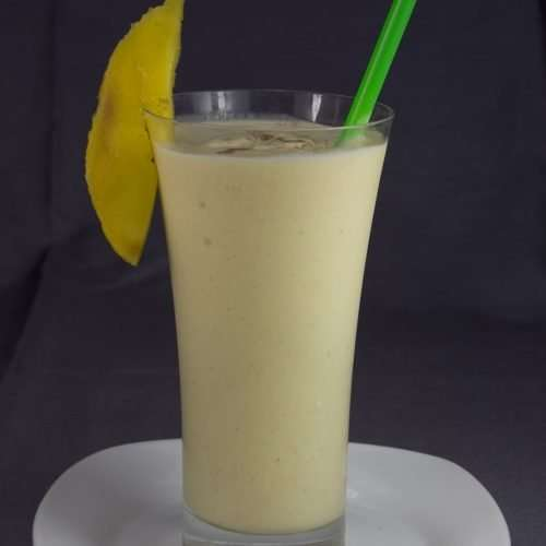 Marijuana Recipes -- Marijuana Mango Lassi