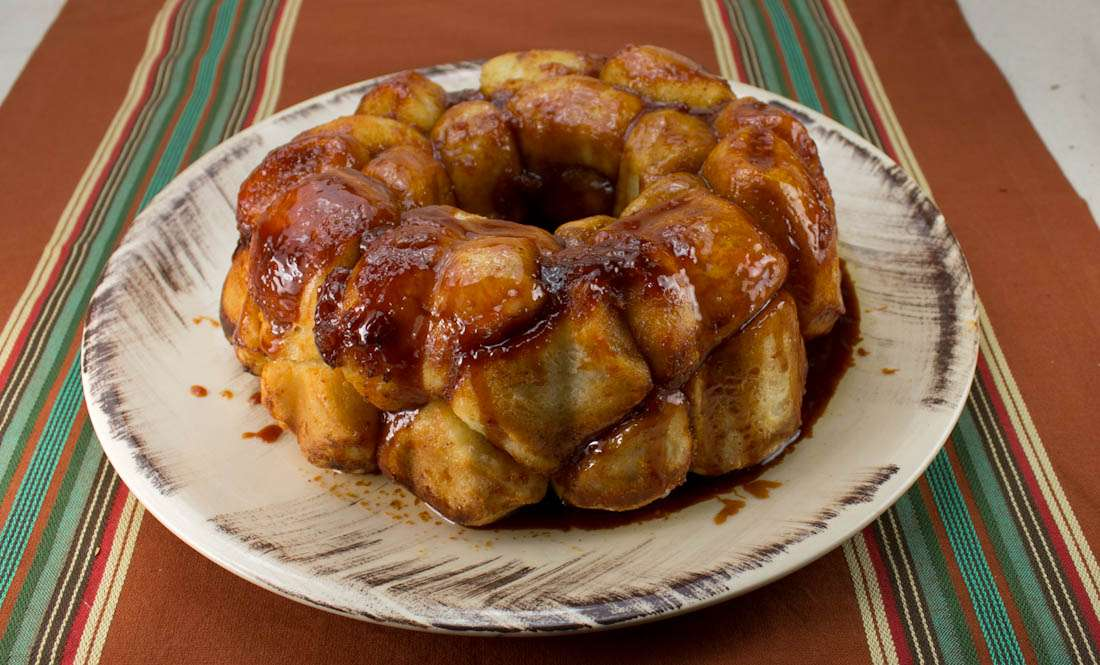 Cannabis Recipes: Easy Overnight Marijuana Monkey Bread