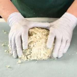 making marijuana pie crust