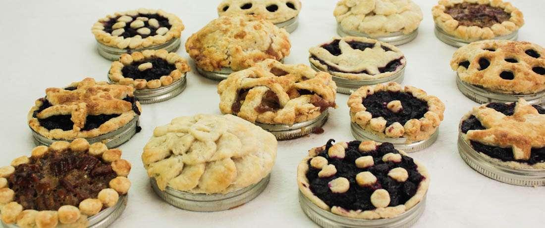 Marijuana Pie Crusts for Mason Jar Lid Cannabis Pies