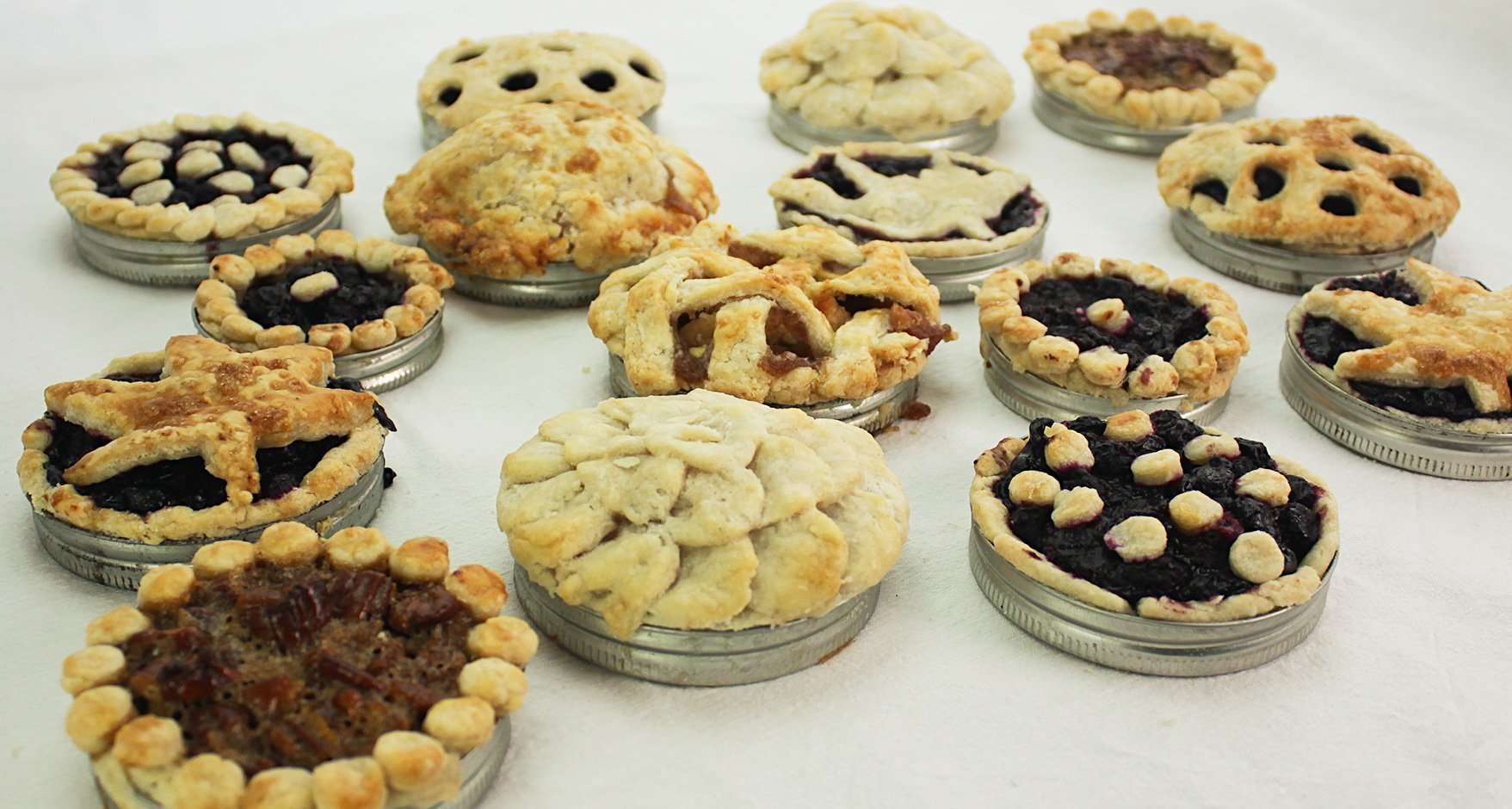 Making Mini Marijuana Pies