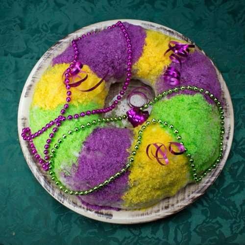 Marijuana Mardi Gras - Cannabis King Cake Recipe