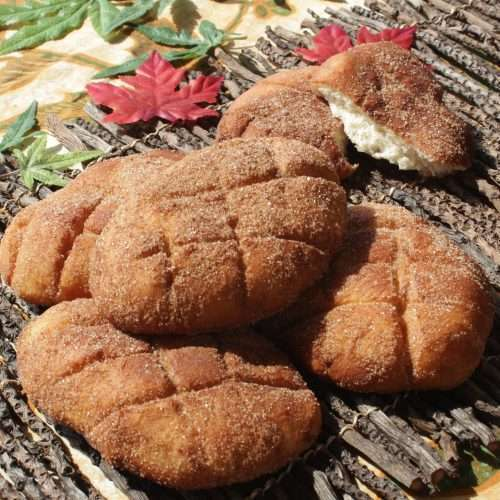 Marijuana infused Beaver Tails Canadian Style Donuts
