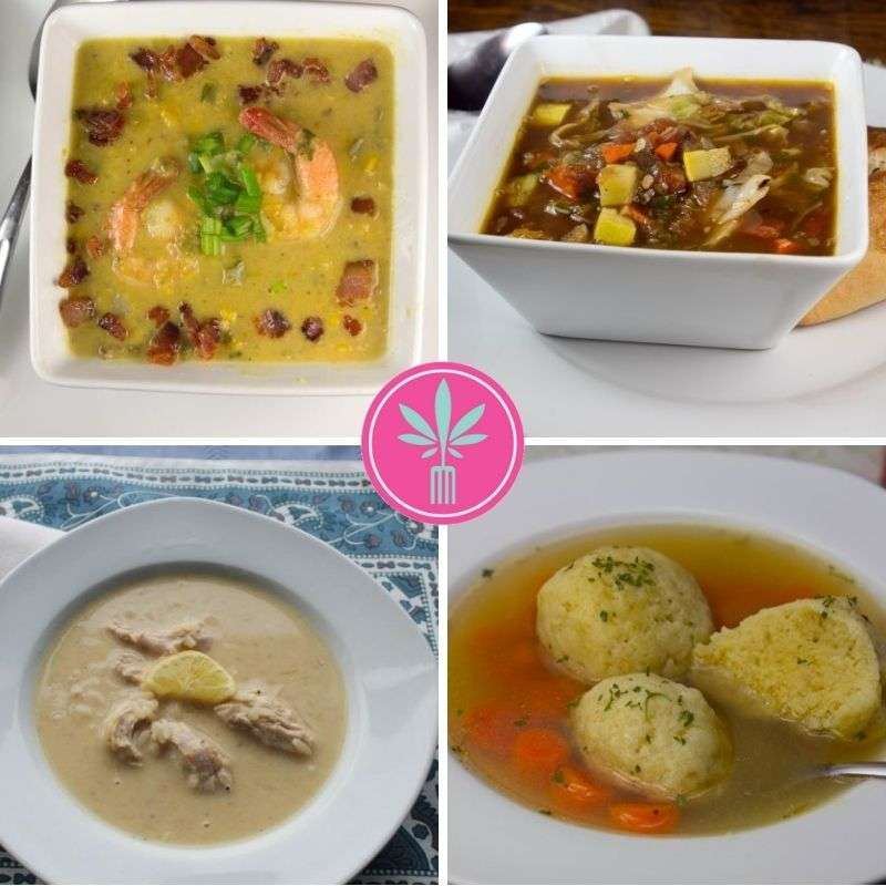 Marijuana Soups