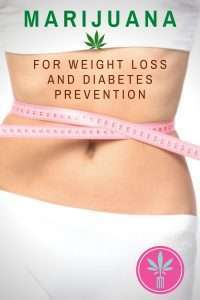 Cannabis as used for weight loss and diabetes prevention - a slim waist