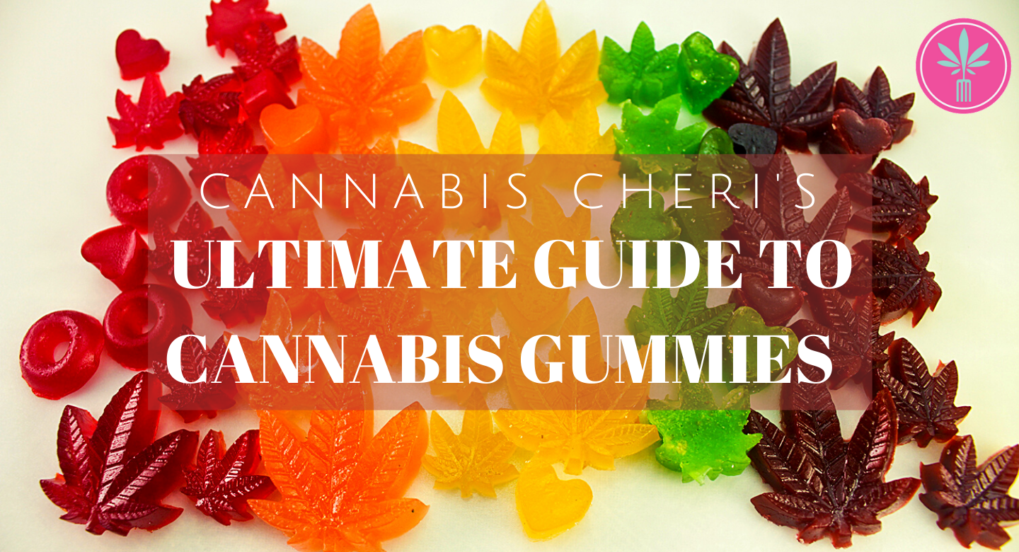 online course header image for Cannabis Cheri's Ultimate Guide to Cannabis Gummies