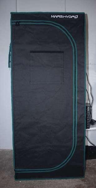 mars 1000 grow tent
