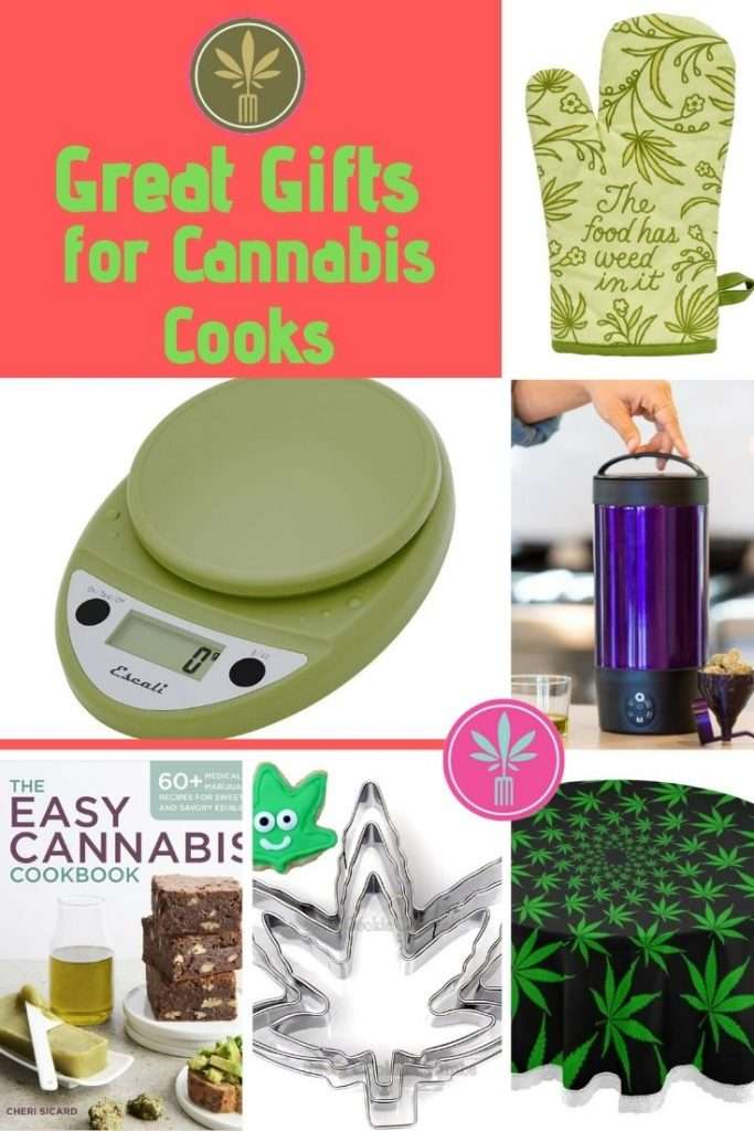 Gift for Cannabis Cooks