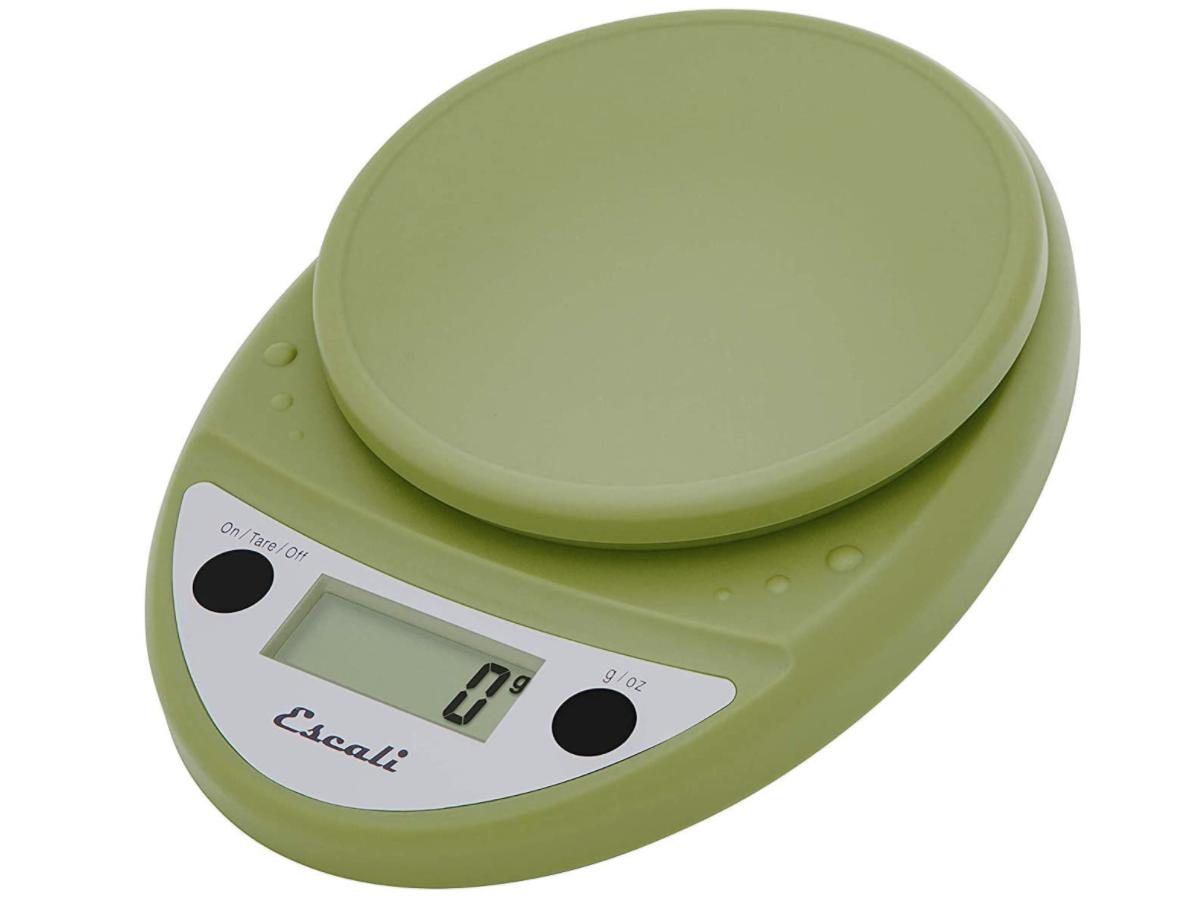 Escali Precision Kitchen Scale