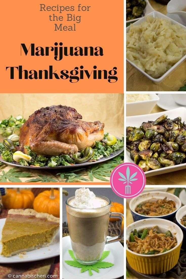Recipes for a Cannabis Thanksgiving