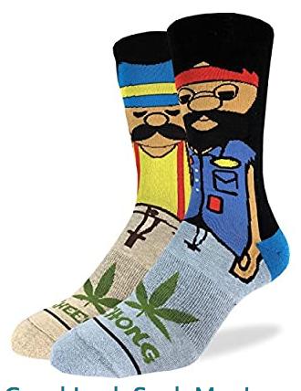 Cheech and Chong Socks
