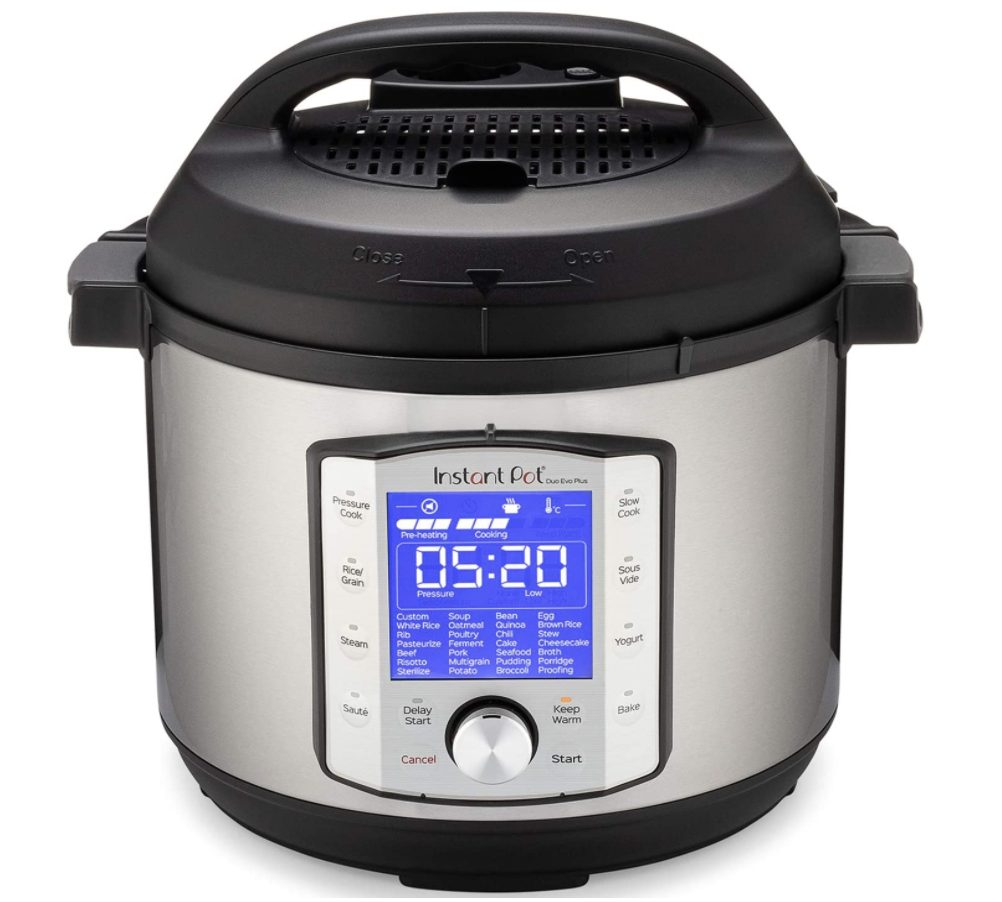 instant pot for cannabis cooking odor control