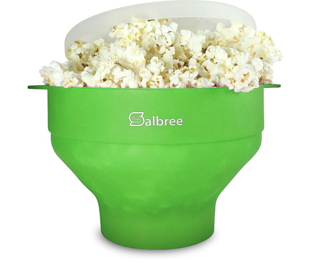 Microwave Popcorn Maker for Pot Popcorn
